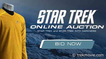 Paramount Auctioning More Star Trek Kelvin Movies Props And Costumes – Online Bidding Opened Today - TrekMovie