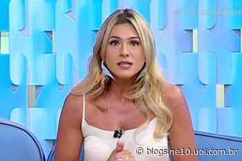 Lívia Andrade é afastada do Fofocalizando, do SBT e alfineta Mara Maravilha - NE10