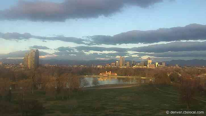 Denver Weather: Approaching 70° Today And Tomorrow, Then A 25 Degree Drop!