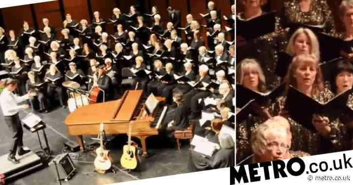 Two singers die of coronavirus and 45 infected after choir met for rehearsal
