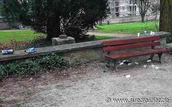 Radolfzell: Stadt Radolfzell sperrt Alten Friedhof für die Öffentlichkeit - SÜDKURIER Online
