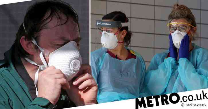 Doctors 'gagged' from revealing fears they don't have enough protective kit