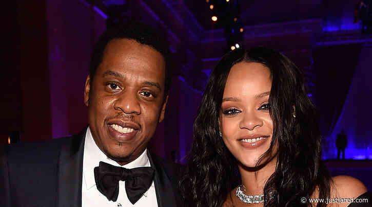 Rihanna & Jay-Z Donate $2 Million to Coronavirus Relief