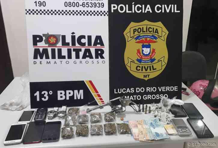 Chacina em Lucas do Rio Verde (MT) pode ter acontecido por dívidas de drogas, diz delegado - G1