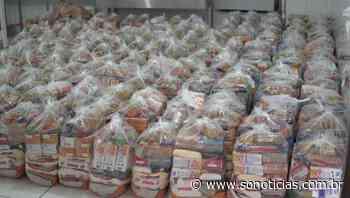 Prefeitura de Lucas do Rio Verde distribuirá duas mil cestas de alimentação escolar - Só Notícias