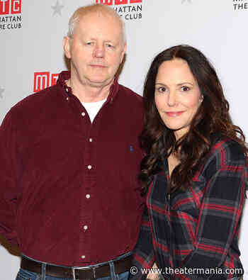 Mary-Louise Parker and David Morse Preview Broadway's How I Learned to Drive - TheaterMania.com