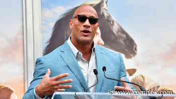 Watch Dwayne Johnson Break Down His Wrestling Mount Rushmore - Complex