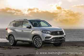 2020 SsangYong Rexton review - Off-road capability and refinement at a competitive price - Leamington Courier