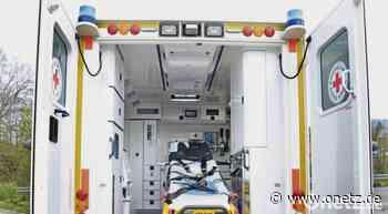 Rettungsdienst Amberg-Sulzbach: Krankenwagen wird nach jedem Einsatz desinfiziert - Onetz.de