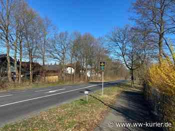Hachenburg: Weitere Geschwindigkeitsmesstafeln angeschafft - WW-Kurier - Internetzeitung für den Westerwaldkreis