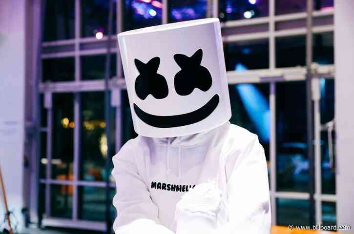 Marshmello & Gamer Nate Hill Will Play 'Fortnite' to Support Small Businesses