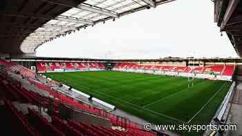 Coronavirus: Scarlets turn stadium into 500-bed NHS hospital - Sky Sports