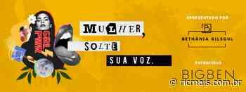 Websérie: Mulher, Solte Sua Voz!, com Linda Machado | Episódio 05 - RIC Mais