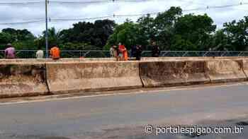 Garotas tentam pular de ponte do Rio Machado e mobilizam Bombeiros em RO - Portal Espigão