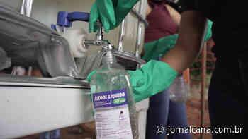 Jalles Machado doa 25 mil litros de álcool 70% para região de Goianésia/GO - JornalCana