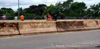 VÍDEOS: Garotas tentam pular de ponte do Rio Machado e mobilizam Bombeiros em RO - Rondoniaovivo