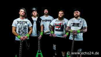 "Bad Rappenau: Metal-Band The Prophecy23 krachen mit ""Fresh Metal"" in offizielle Album-Charts 