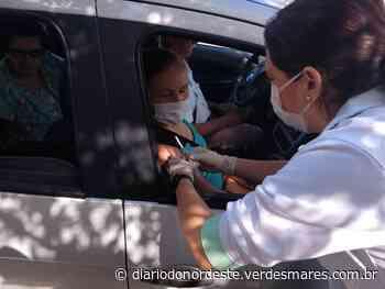 Campanha de vacinação contra a gripe é reiniciada em Juazeiro do Norte - Diário do Nordeste