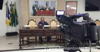 A primeira - Câmara de Juazeiro fará sessão por videoconferência nesta terça (31) - Flavio Pinto