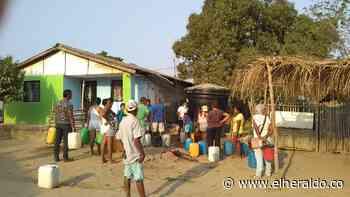 En Luruaco, vecinos hacen 'vaca' para comprar agua potable - El Heraldo (Colombia)