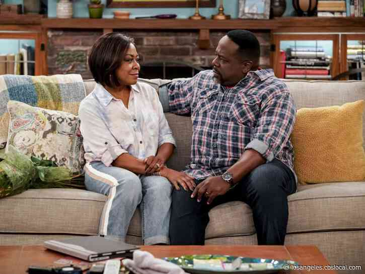 'It's A Heartfelt Show That Comes From A Real Place': Tichina Arnold On CBS' 'The Neighborhood' & 'Clover'