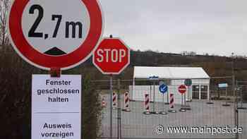 Keine Gefährdung durch Corona-Teststation in Heustreu - Main-Post