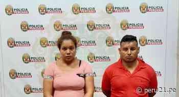 Ica: Detienen a sujeto que asesinó a dos hermanos a balazos en pleno toque de queda - Diario Perú21