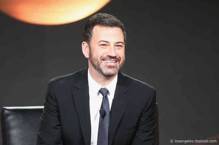 Jimmy Kimmel Donates A Meal To Homeless Families For Each Meal Ordered At Hollywood's APL Restaurant