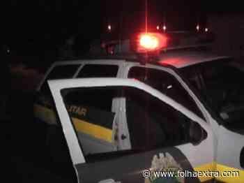Três são detidos após tentativa de assalto em Wenceslau Braz - Folha Extra