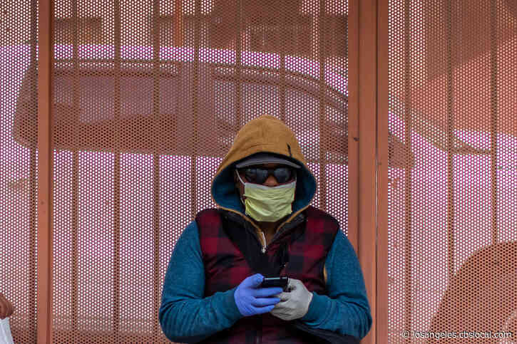 Riverside County Health Officials Recommend Widespread Face Mask Use Amid Coronavirus Pandemic
