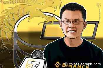 CZ Talks Bitcoin Price After Halving, Coronavirus and Binance Decentralization - Cointelegraph