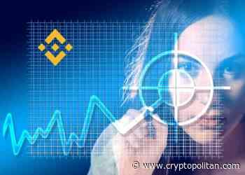 Binance Coin price nears $12.30 - Cryptopolitan