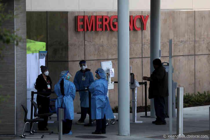 Riverside County Announces 80 New Coronavirus Cases, 4 Additional Deaths