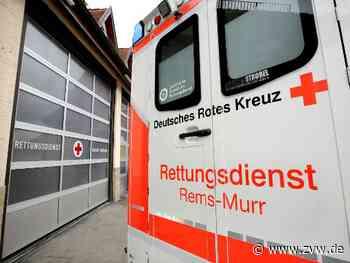 Schorndorf - Gegen Leitplanke geprallt: 48-Jähriger in Klinik - Zeitungsverlag Waiblingen