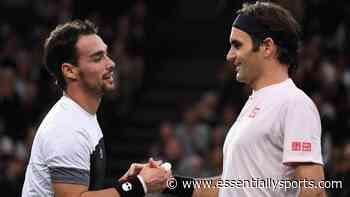 """""""My Idol is Always Roger Federer"""" – Fabio Fognini - Essentially Sports"""