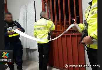 Chofer irrespetó restricción, pero le hicieron cinco multas más en Calle Blancos - Teletica