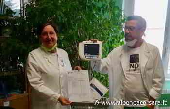 Lions Club Vado Ligure-Quiliano, donazione all'ospedale San Paolo di Savona - AlbengaCorsara News
