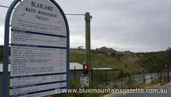 No more Blaxland tip trips for general public - Blue Mountains Gazette