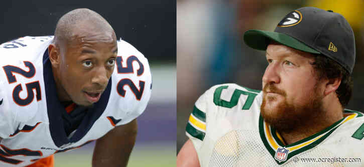 New Chargers Chris Harris Jr., Bryan Bulaga are fans of team's talent, versatility