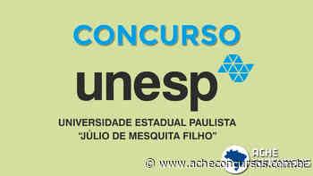 UNESP abre concurso para Professor Assistente Doutor em Botucatu - Ache Concursos