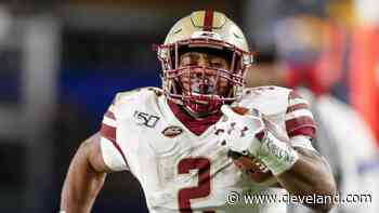 Is AJ Dillon the next Derrick Henry? NFL draft 2020 top SPARQ scores for running backs, receivers - cleveland.com