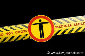At Pskov the patient died from coronavirus - International Law Lawyer News