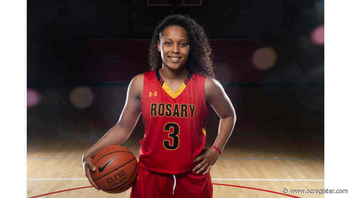 Orange County girls basketball player of the year: Asia Avinger, Rosary