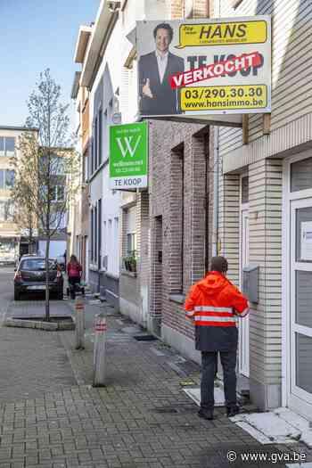 Ook vastgoedmakelaars willen hinderpremie en schrijven brief... (Schilde) - Gazet van Antwerpen