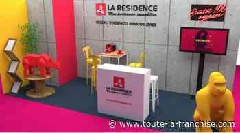 La Résidence inaugure une nouvelle agence à Cormeilles En Parisis (Val d'Oise) - Toute-la-Franchise.com