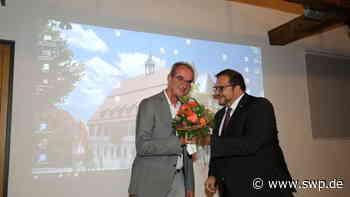 Coronavirus in Langenau: Bürgermeister Daniel Salemi ist erkrankt - SWP