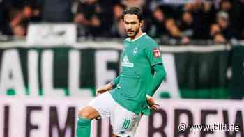 Werder Bremen: Leonardo Bittencourt wird zum Vollzeit-Daddy - BILD