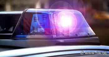 33-Jähriger verletzt sich bei Kollision in Rietberg schwer - Neue Westfälische