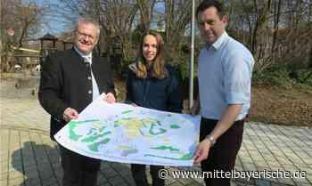 Schwandorfs Stadtpark wird aufgewertet - Region Schwandorf - Nachrichten - Mittelbayerische