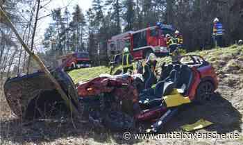 Schwerer Unfall bei Winkerling - Region Schwandorf - Nachrichten - Mittelbayerische